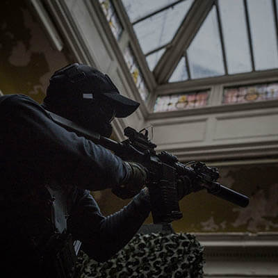 The UK's Best Indoor Airsoft Site - Bristol Airsoft