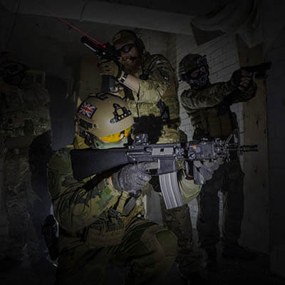 Airsoft Group Corporate & Stag Events