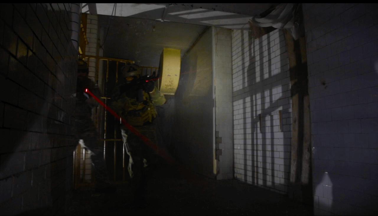 Bristol Airsoft Indoor Underground Cells